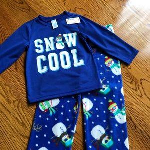 NWT Children's Place Winter Pajamas
